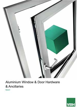 Aluminium Window & Door Hardware & Ancillaries