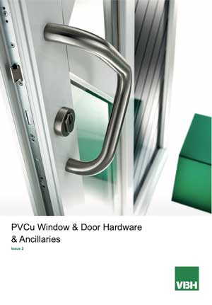 PVCu Window & Door Hardware & Ancillaries